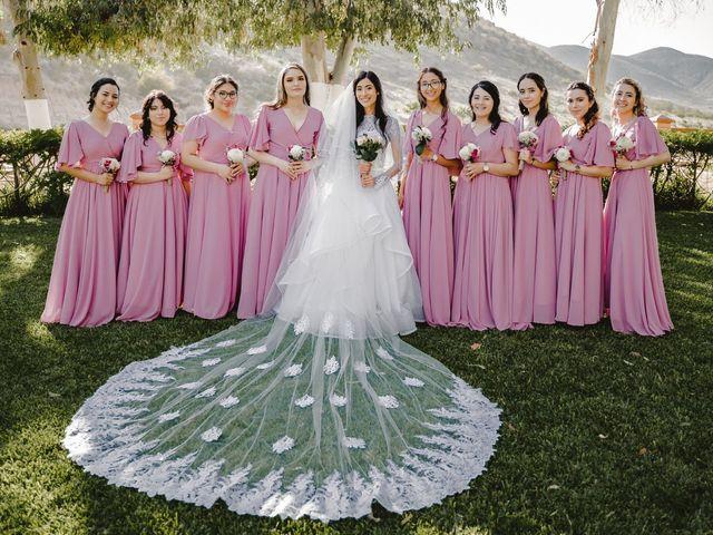 La boda de Geovanny  y Eymi Esmeralda  en Ensenada, Baja California 2