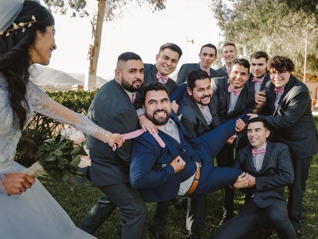 La boda de Geovanny  y Eymi Esmeralda  en Ensenada, Baja California 6