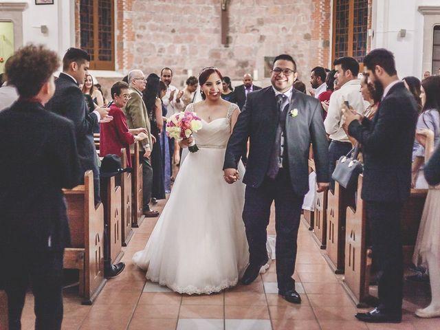La boda de Priscila y Marco