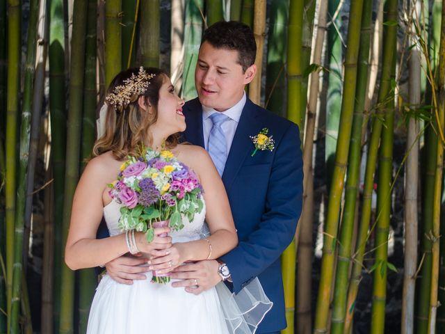 La boda de Lis y Harold