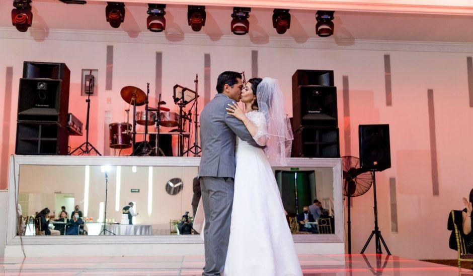 La boda de David y Leticia en Gustavo A. Madero, Ciudad de México