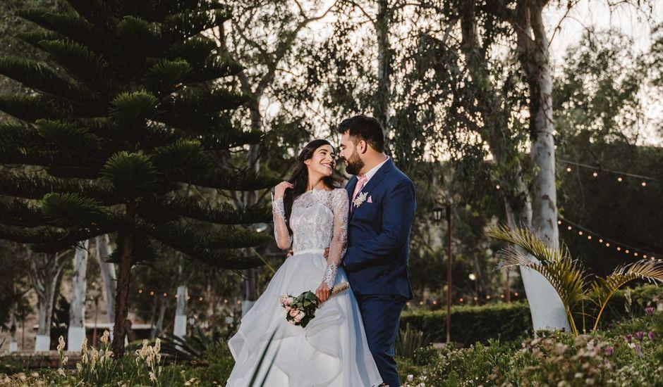 La boda de Geovanny  y Eymi Esmeralda  en Ensenada, Baja California