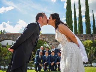 La boda de Anette y Francisco
