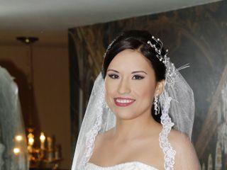 La boda de Marlem y Donny 1