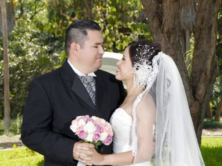 La boda de Marlem y Donny
