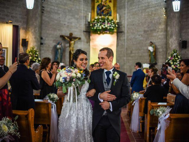 La boda de Francisco y Anette en Querétaro, Querétaro 22