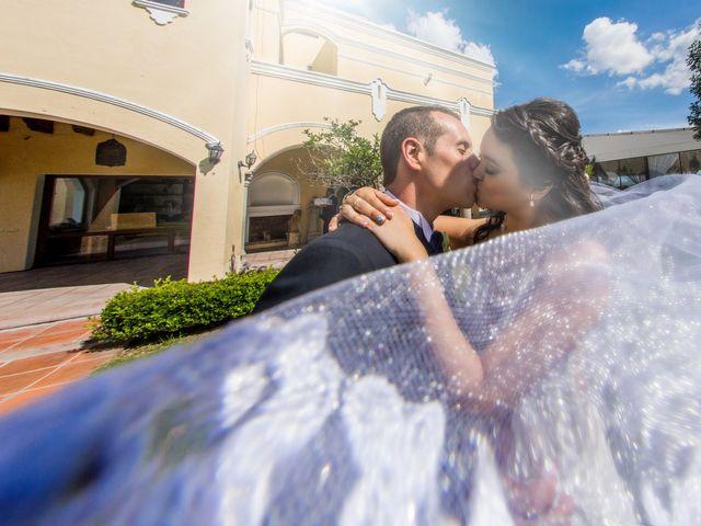 La boda de Francisco y Anette en Querétaro, Querétaro 24