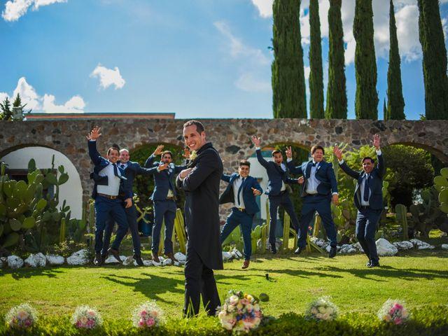 La boda de Francisco y Anette en Querétaro, Querétaro 27