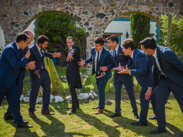 La boda de Francisco y Anette en Querétaro, Querétaro 28