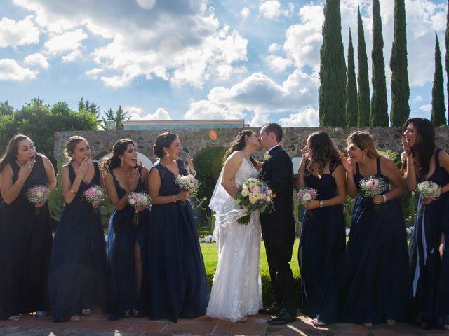 La boda de Francisco y Anette en Querétaro, Querétaro 30
