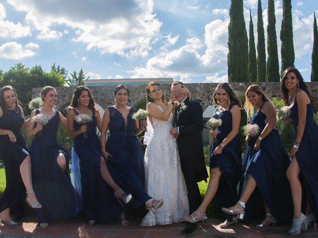 La boda de Francisco y Anette en Querétaro, Querétaro 31