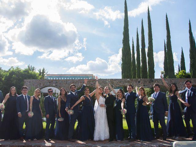 La boda de Francisco y Anette en Querétaro, Querétaro 32