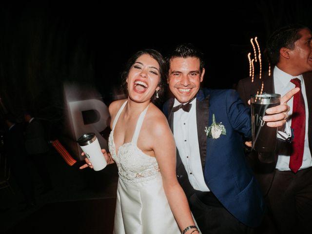 La boda de Regina y Luis