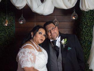 La boda de Jose y Thelma