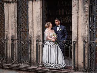 La boda de Thalia y Carlos 1