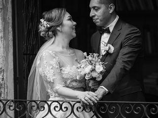 La boda de Thalia y Carlos 2
