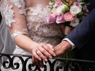 La boda de Thalia y Carlos 3