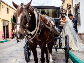 La boda de Moni y Lalo 2