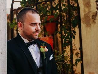 La boda de Andrea y Diego 3
