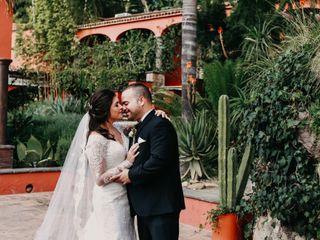La boda de Andrea y Diego