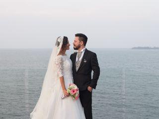 La boda de Mercy y Aldo
