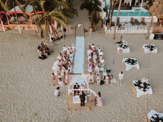 La boda de Perla y Isai