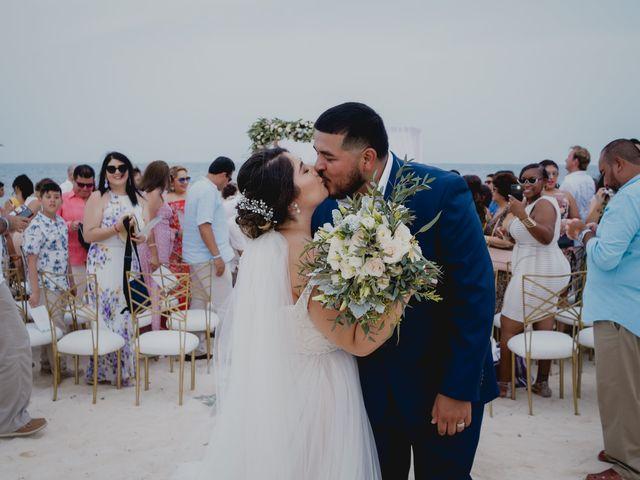 La boda de Nancy y Raúl