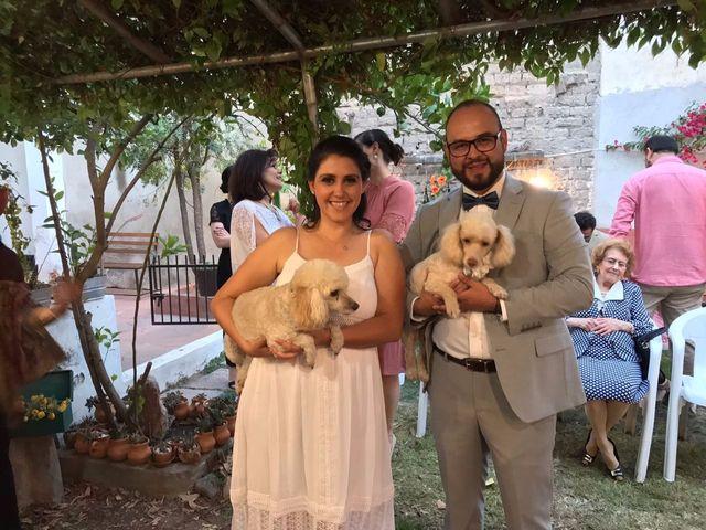 La boda de Moni y Lalo