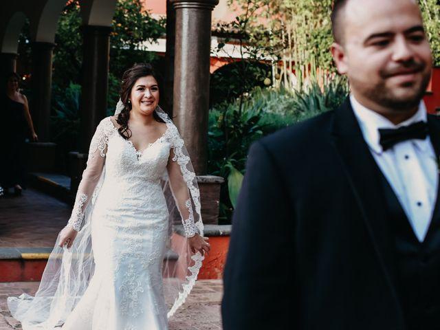 La boda de Diego y Andrea en San Miguel de Allende, Guanajuato 8
