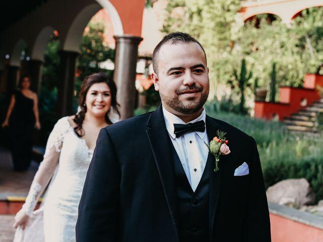 La boda de Diego y Andrea en San Miguel de Allende, Guanajuato 9