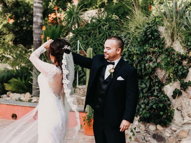 La boda de Diego y Andrea en San Miguel de Allende, Guanajuato 10