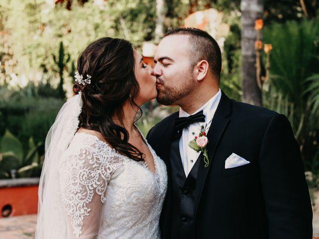 La boda de Diego y Andrea en San Miguel de Allende, Guanajuato 12