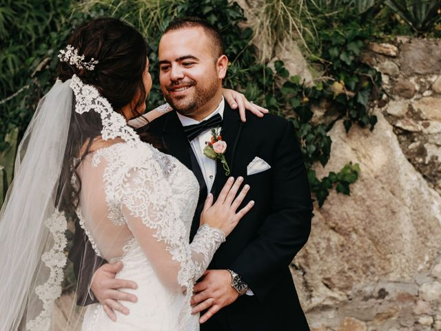 La boda de Diego y Andrea en San Miguel de Allende, Guanajuato 13