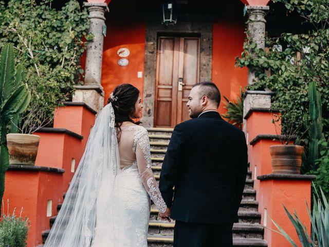 La boda de Diego y Andrea en San Miguel de Allende, Guanajuato 17