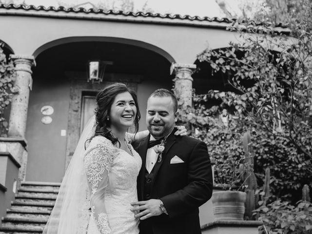La boda de Diego y Andrea en San Miguel de Allende, Guanajuato 19