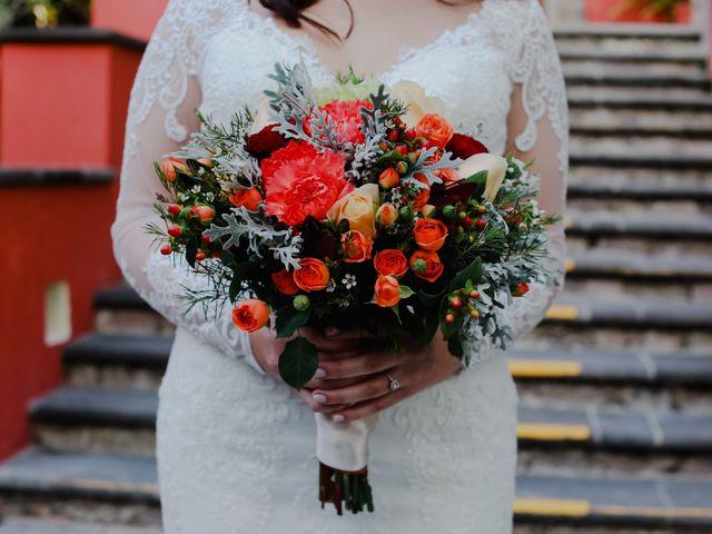 La boda de Diego y Andrea en San Miguel de Allende, Guanajuato 1