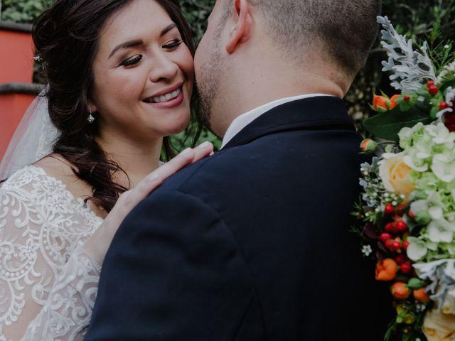 La boda de Diego y Andrea en San Miguel de Allende, Guanajuato 22
