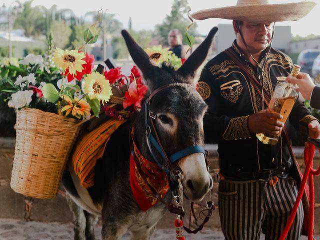 La boda de Diego y Andrea en San Miguel de Allende, Guanajuato 24