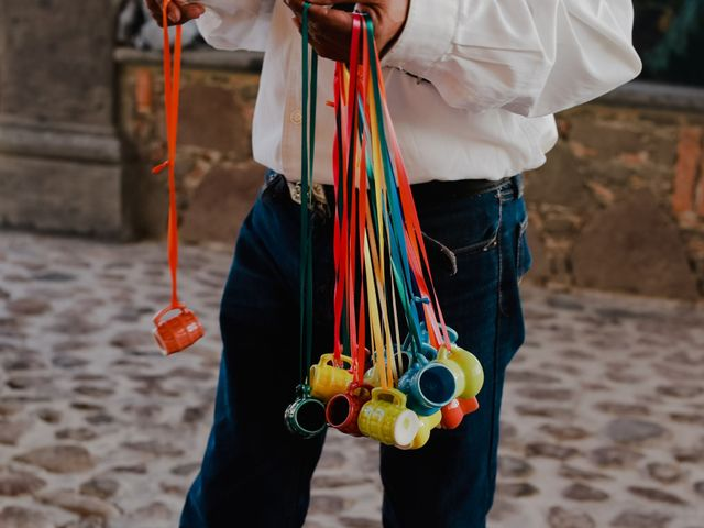 La boda de Diego y Andrea en San Miguel de Allende, Guanajuato 25