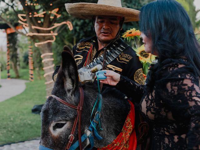 La boda de Diego y Andrea en San Miguel de Allende, Guanajuato 28