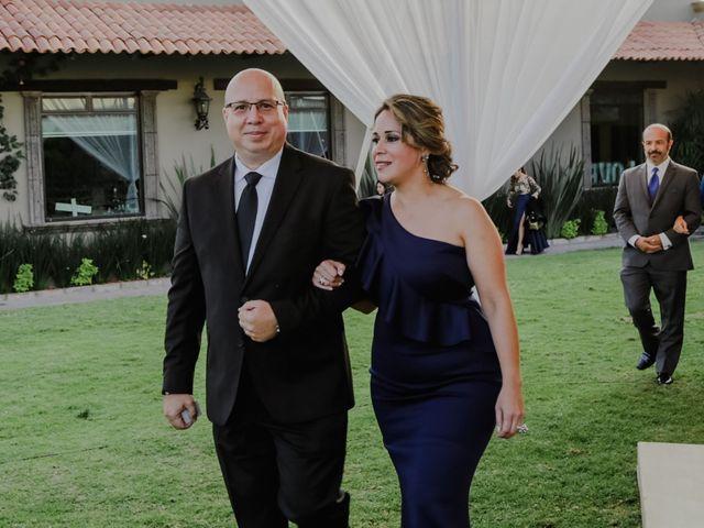La boda de Diego y Andrea en San Miguel de Allende, Guanajuato 30