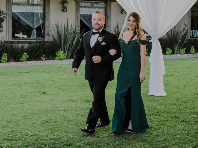 La boda de Diego y Andrea en San Miguel de Allende, Guanajuato 32