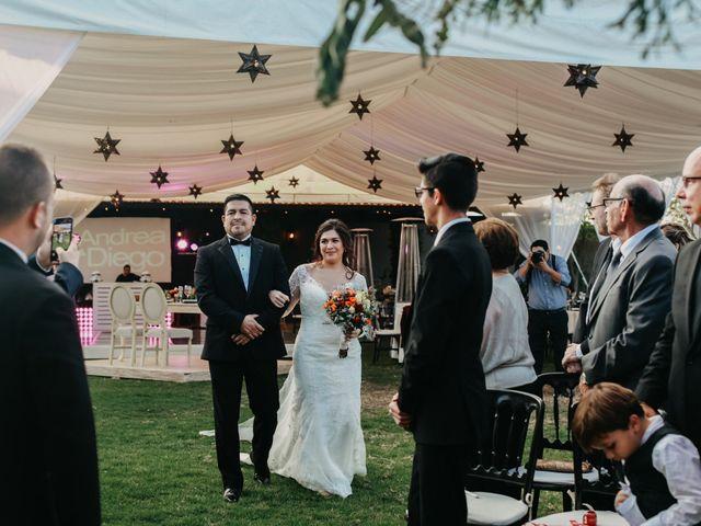 La boda de Diego y Andrea en San Miguel de Allende, Guanajuato 35