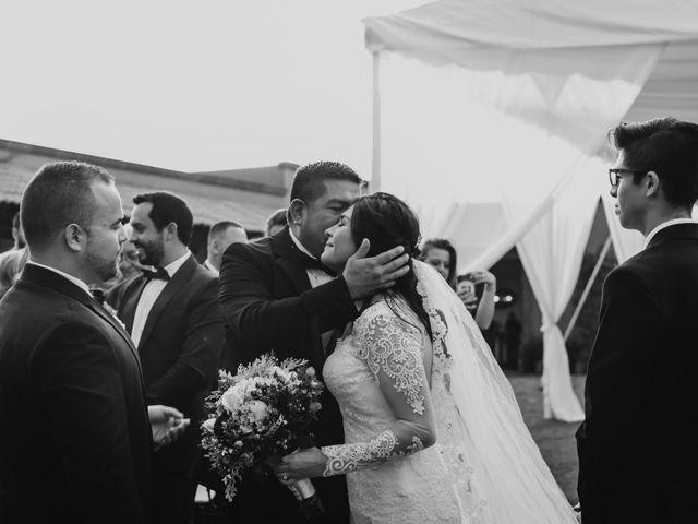 La boda de Diego y Andrea en San Miguel de Allende, Guanajuato 36