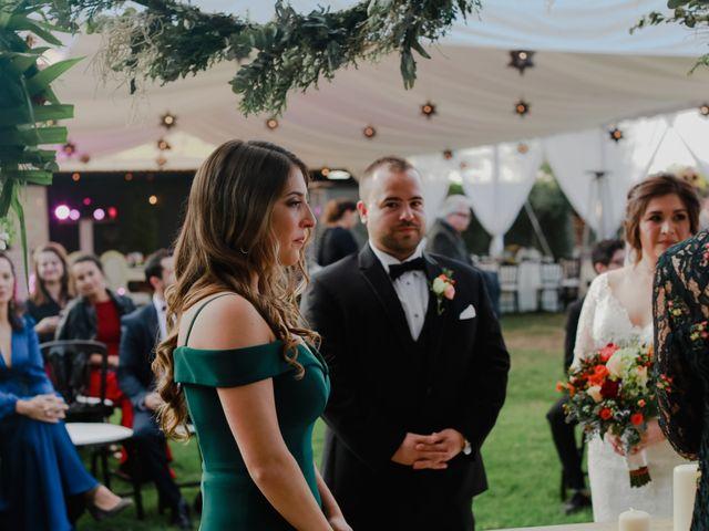 La boda de Diego y Andrea en San Miguel de Allende, Guanajuato 37