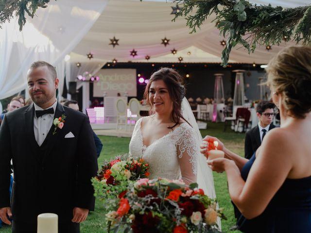 La boda de Diego y Andrea en San Miguel de Allende, Guanajuato 39
