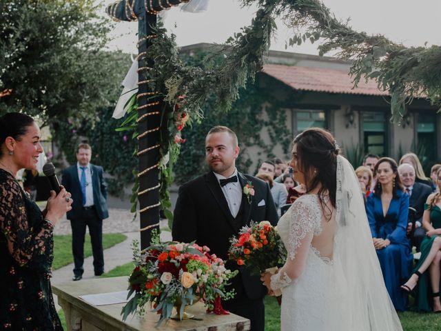 La boda de Diego y Andrea en San Miguel de Allende, Guanajuato 42
