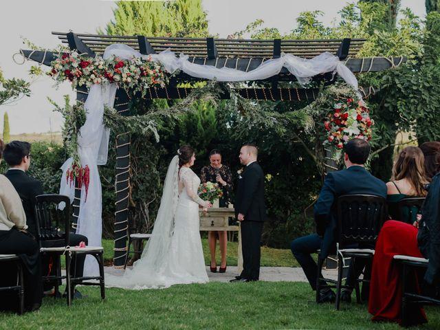 La boda de Diego y Andrea en San Miguel de Allende, Guanajuato 43