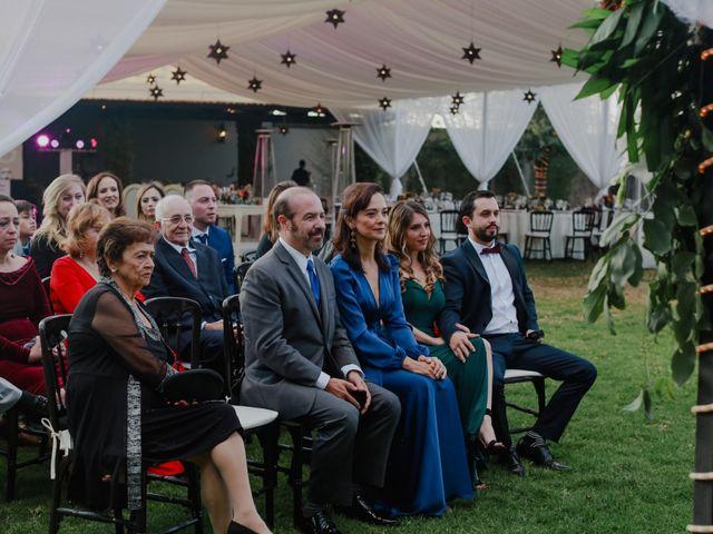 La boda de Diego y Andrea en San Miguel de Allende, Guanajuato 44
