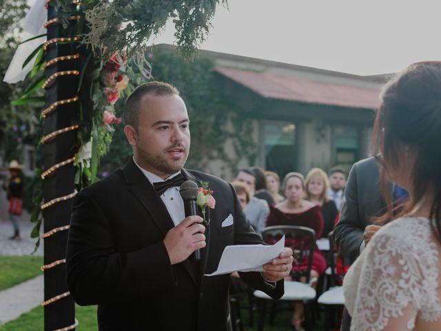 La boda de Diego y Andrea en San Miguel de Allende, Guanajuato 51